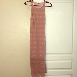 Urban Outfitters Lace Maxi